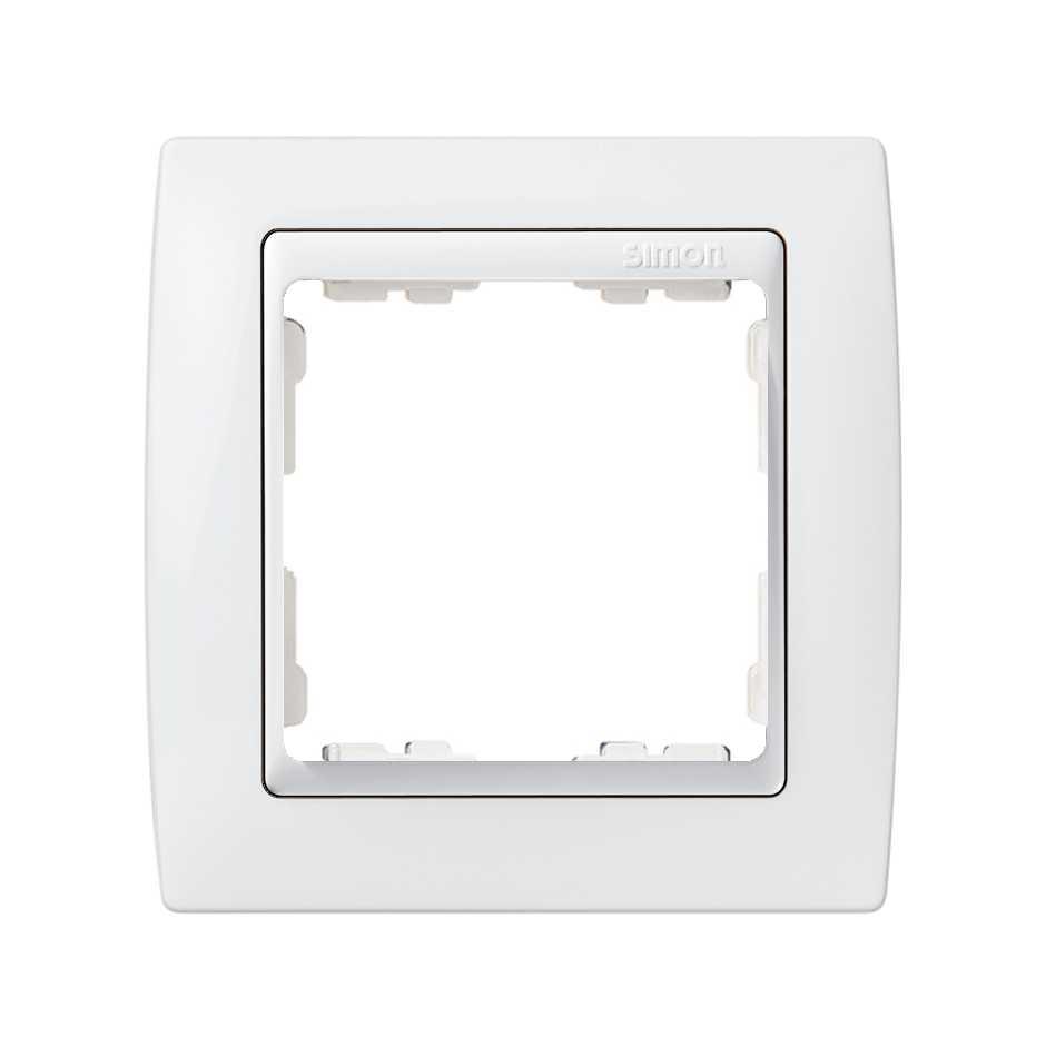 Caja de superficie alta para 1 elemento blanco simon 82 - Simon 82 precios ...