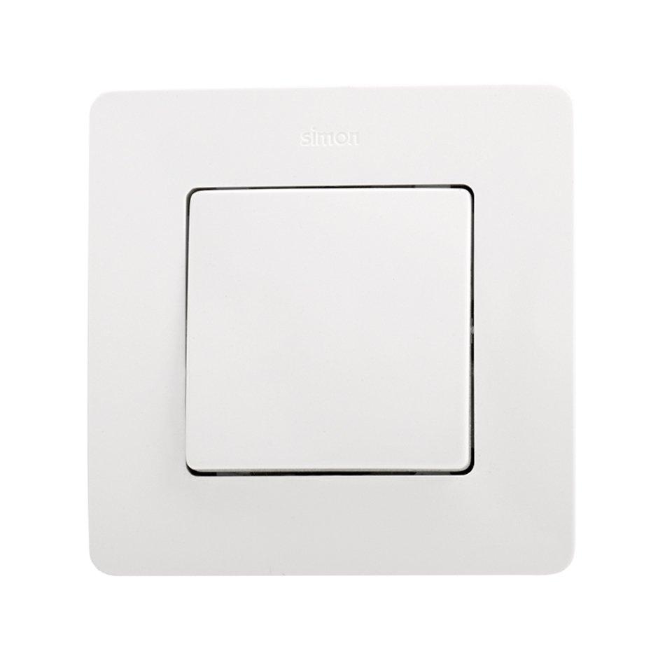 Simon 8200610-029 Blanco C/álido Marco 1 Elem