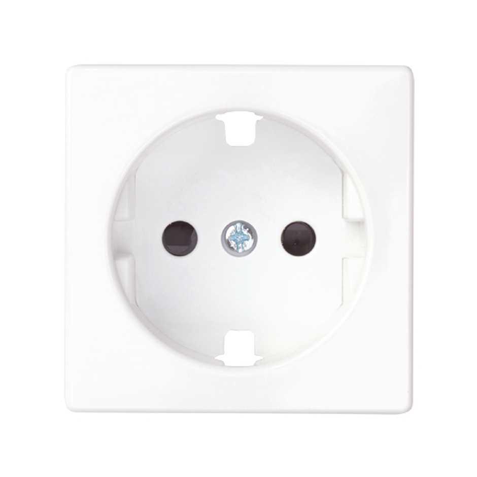Marco para 1 elemento blanco base aluminio simon 82 detail - Simon 82 blanco ...