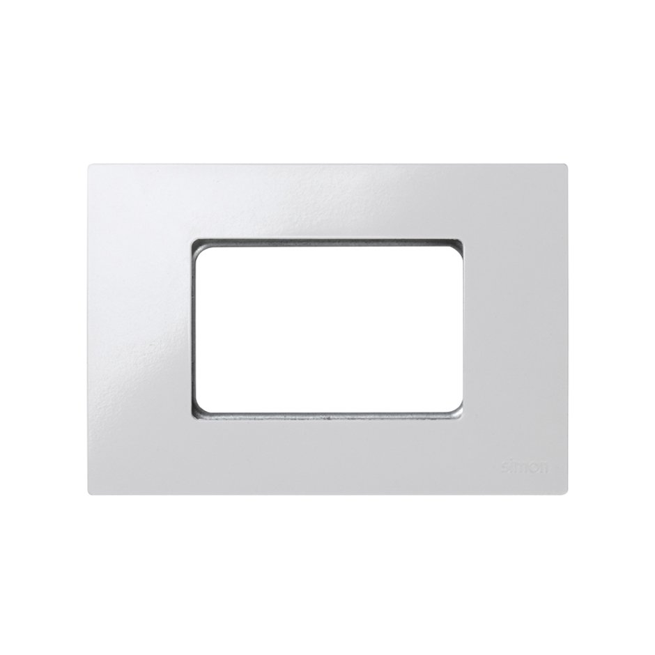 Frame, 3 half elements with frame holder for American box white ...