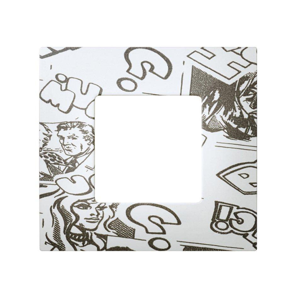 Interchangeable case for 1 element frame comic Simon 27 Play   SIMON
