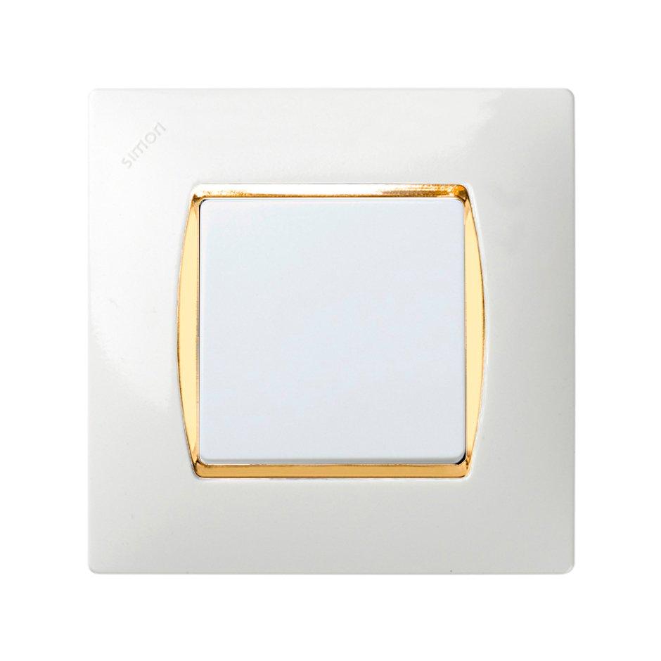 Pieza intermedia para 1 elemento oro Simon 27 | SIMON