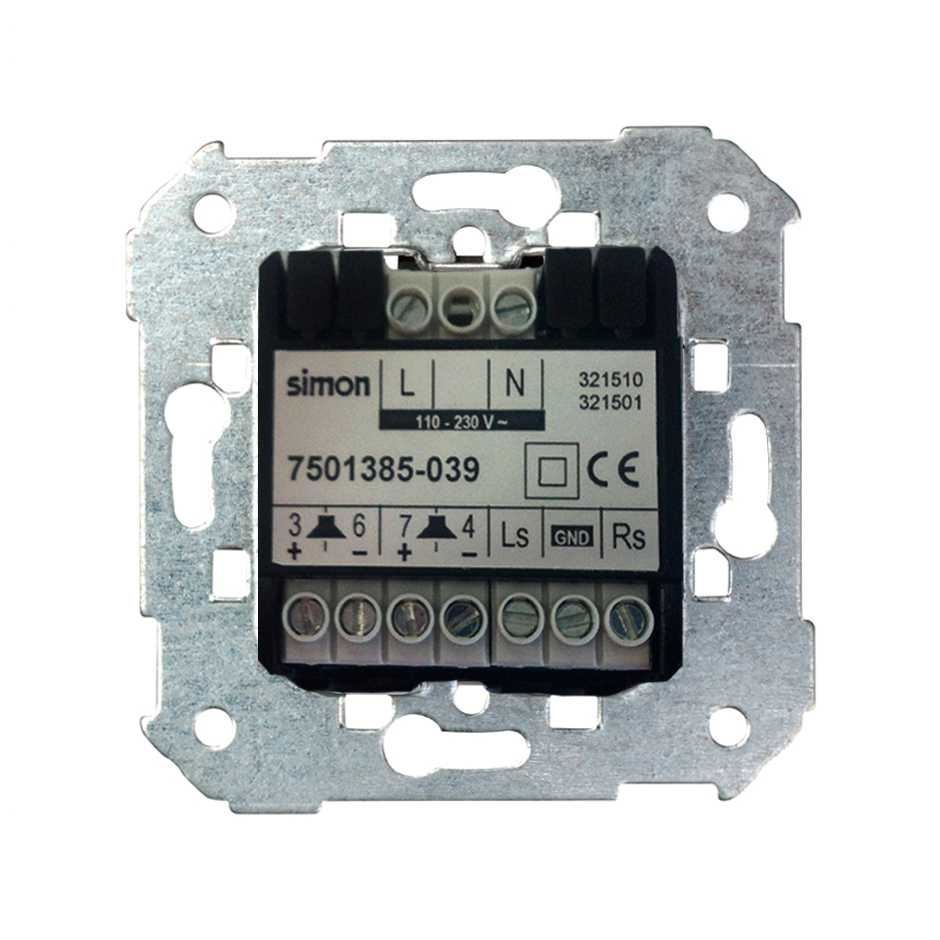 Bluetooth module with USB charger | SIMON