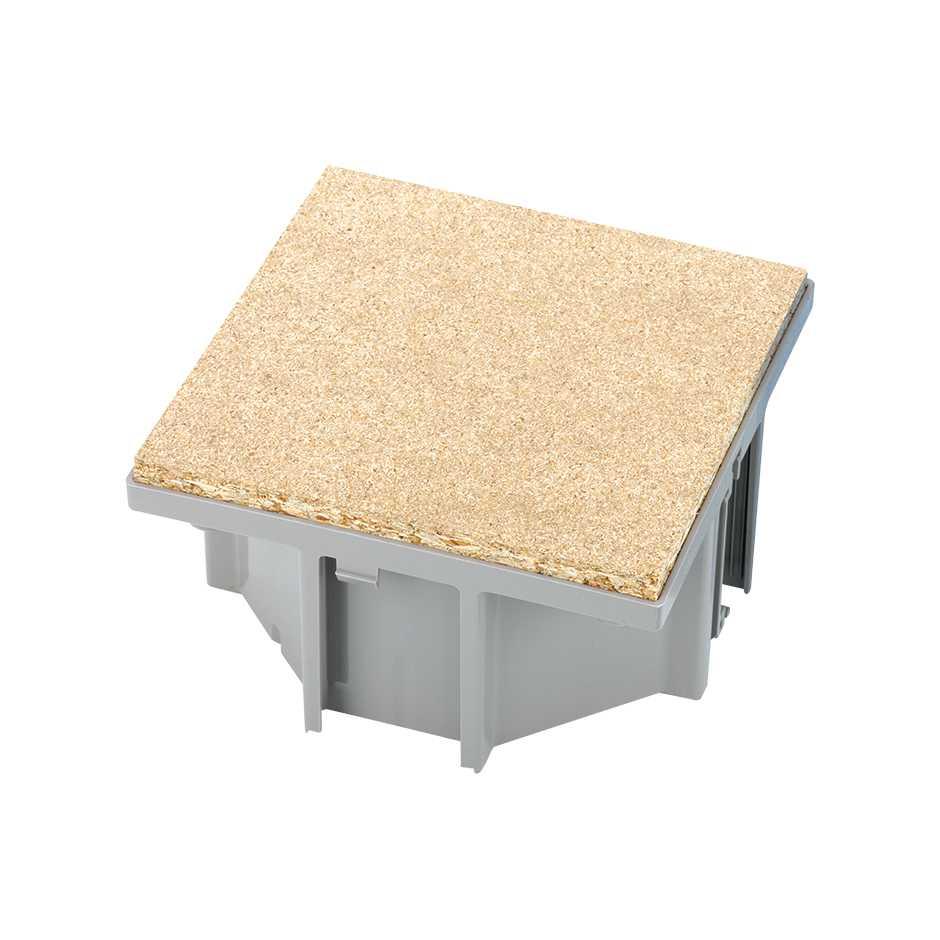 Tray IP66 for flush mounting into concrete floor Simon K45   SIMON