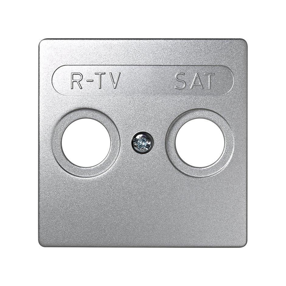 Frame with base for 1 element aluminium Simon 73 Loft | SIMON