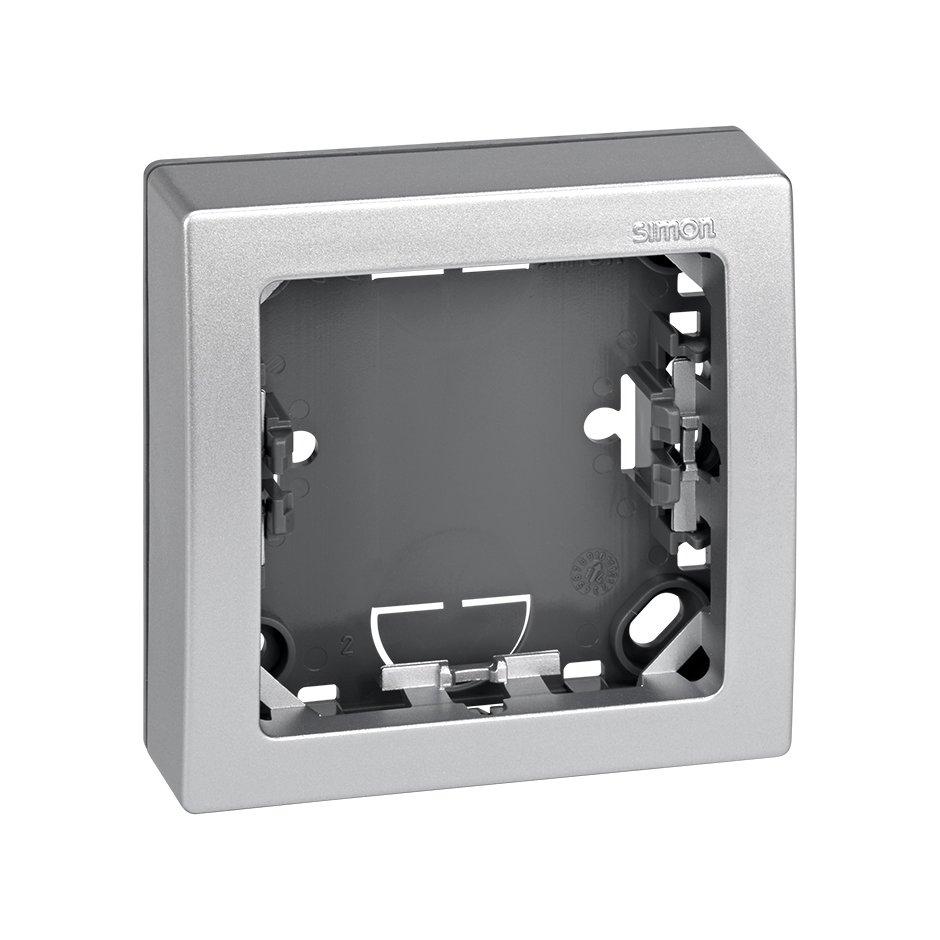 Frame with base for 1 element aluminium Simon 73 Loft   SIMON
