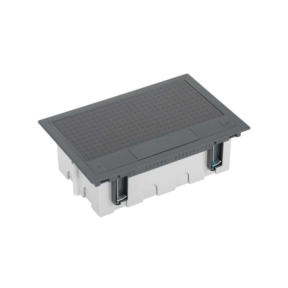 Kit caja suelo regulable t cnico 8 elementos con 2 - Suelos tecnicos precios ...