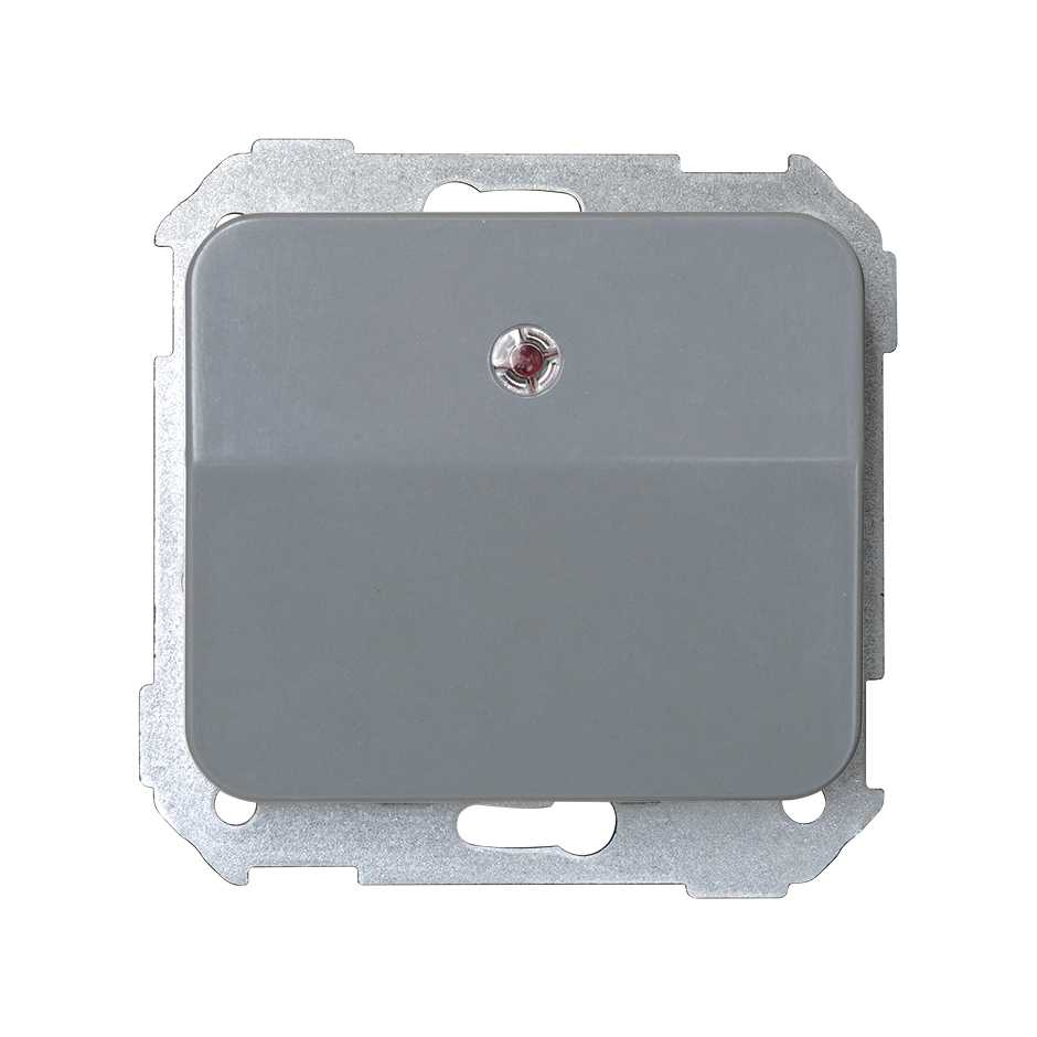 2-way switch for card with 1 micro switch and light indicator 6A ...
