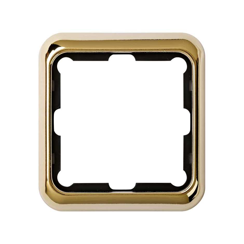 Marco para 1 elemento oro Simon 75 | SIMON