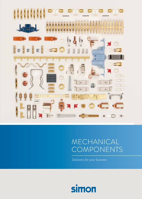 Simon Metalics english catalogue