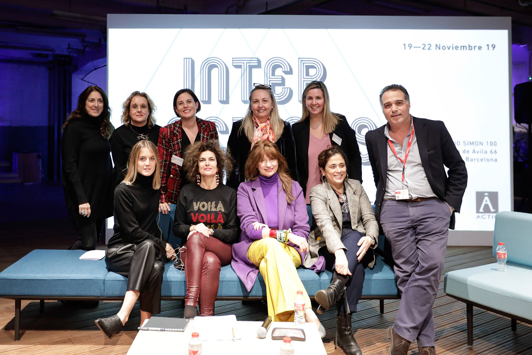 Evento Women in Office Design en el Espacio Simon 100