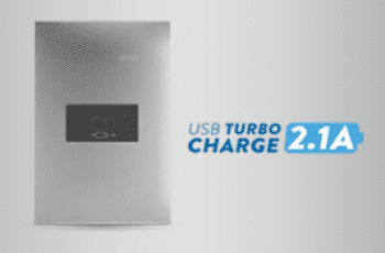 usb turbocharge 21 A
