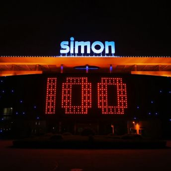 simon china evento centenario