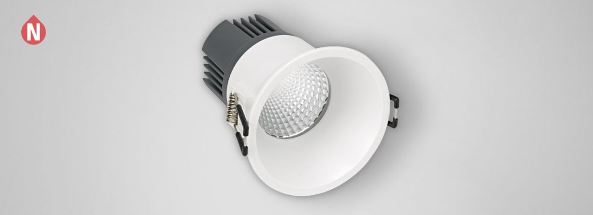 gama 703 downlight simon