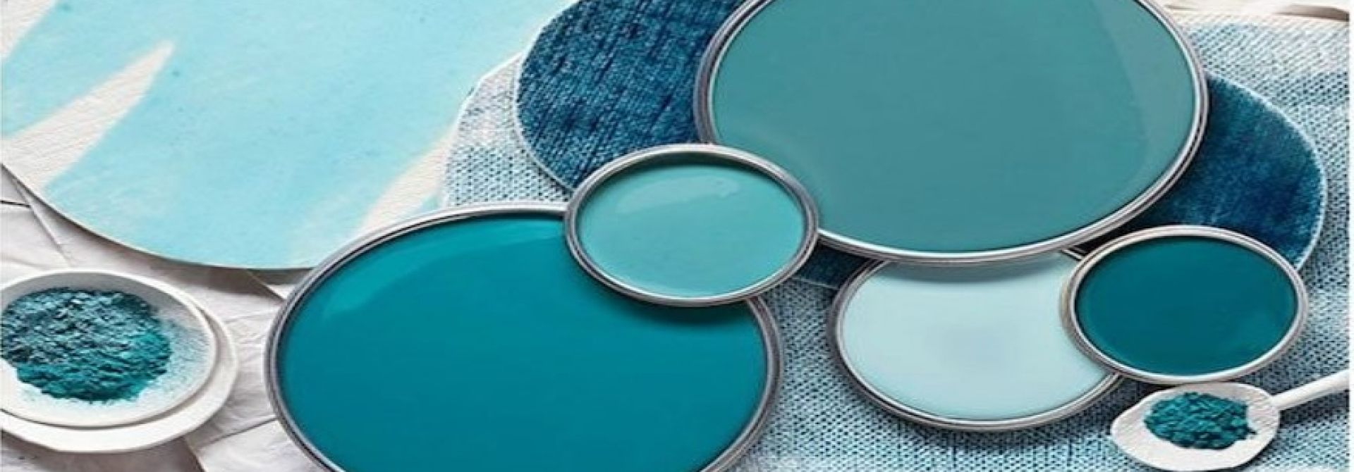 Les couleurs d\'ambiance et psychologie : Le bleu | Blog SIMON