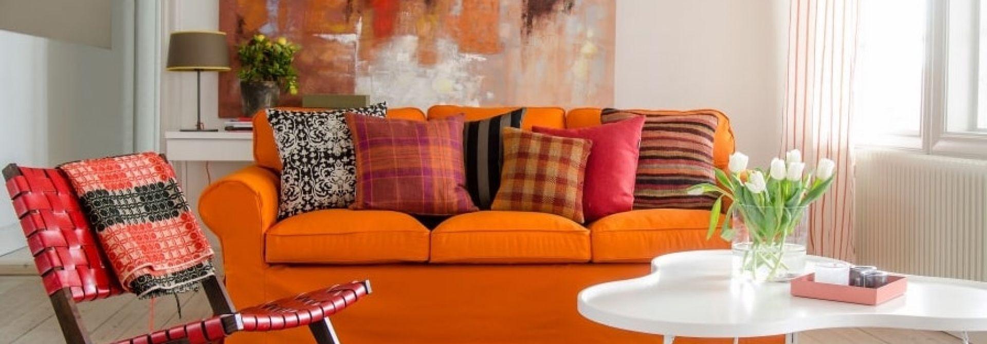 Les couleurs d\'ambiance et psychologie: l\'orange   Blog SIMON