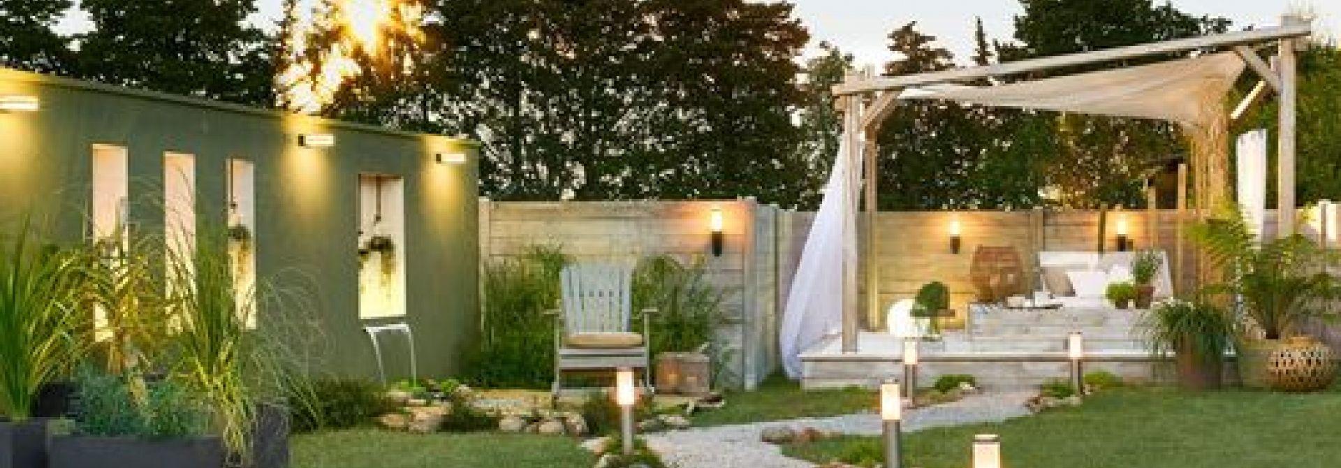 Décorer Un Mur De Jardin déco jardins | blog simon