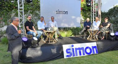Simon dans la Casablanca Design Week 2019